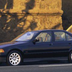 Manual de taller BMW serie 3 E36 gasolina.