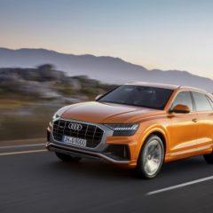 Audi Q8 completa su gama de SUVs