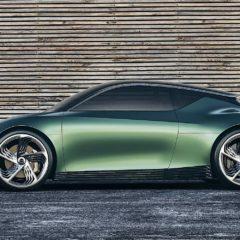 Genesis Mint Concept: Un urbano eléctrico de diseño muy atractivo