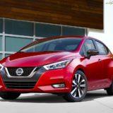 Así es el nuevo Nissan Versa 2019