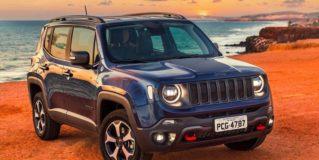 Ventas marzo 2019, Brasil: El Jeep Renegade marca el mejor resultado del año