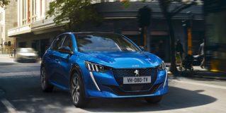 Peugeot abre el libro de pedidos del nuevo 208 eléctrico en España