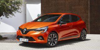 Nuevas imágenes de la nueva generación del Renault Clio
