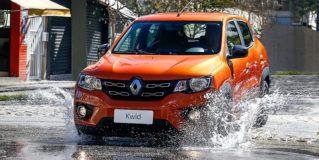 Ventas abril 2019, Colombia: El Renault Kwid arrasa