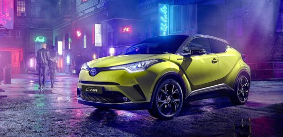 El Toyota C-HR «Limited Edition» llega a España