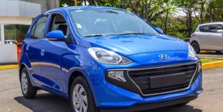 Todo listo para el regreso del Hyundai Atos a Chile