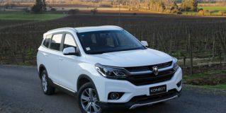El Renault Brilliance Jinbei Konect llega a Perú