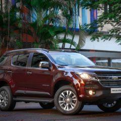 El Chevrolet Trailblazer se pone al día en Sudamerica