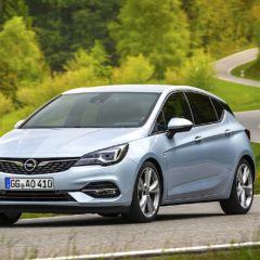 El Opel Astra se pone al día con una actualización de mitad de vida