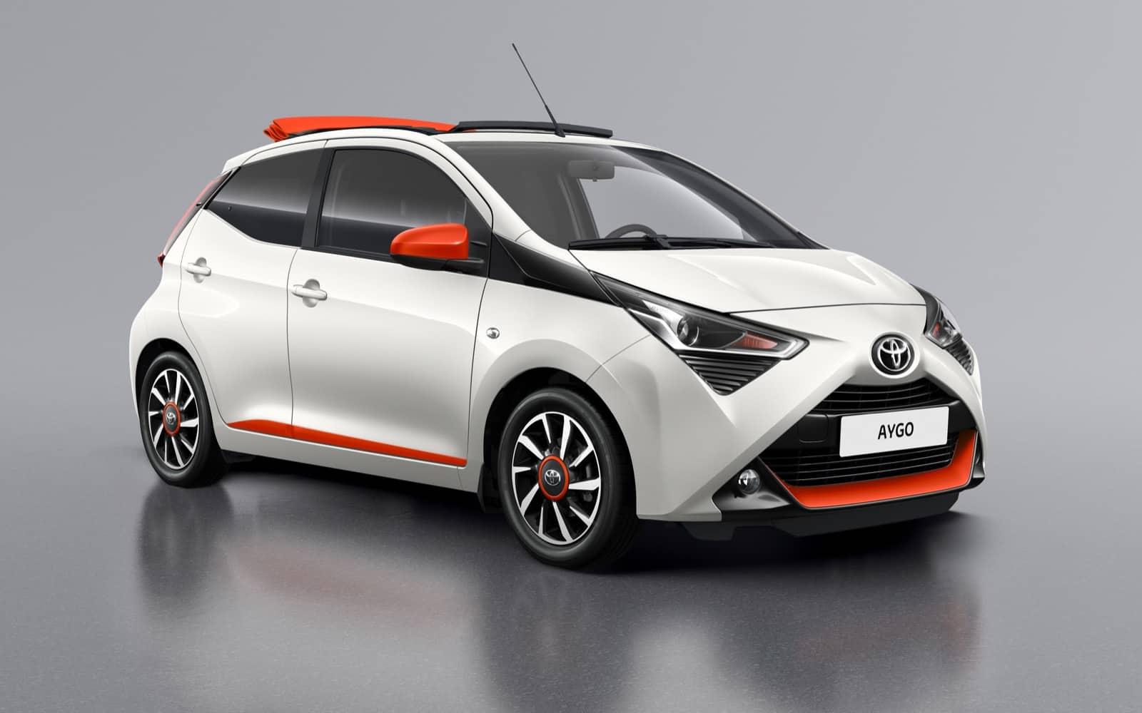 Los Nuevos Toyota Aygo X