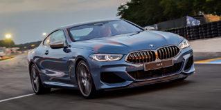 Ya a la venta en Colombia el BMW Serie 8