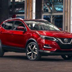 El Nissan Rogue Sport se pone al día: Nueva imagen para el Qashqai americano