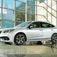 La nueva generación del Subaru Legacy ya está aquí: Hasta 260 CV