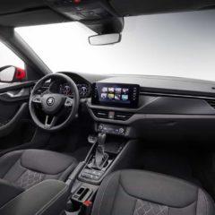 Así es el interior del nuevo Škoda Kamiq: Idéntico al Scala