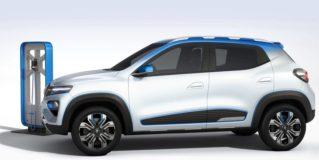 Dacia confirmó su primer modelo puramente eléctrico: Llegará en 2020