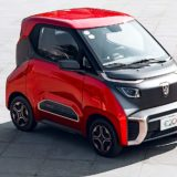 MG tendrá su propia versión del Baojun E200, el asequible coche eléctrico chino
