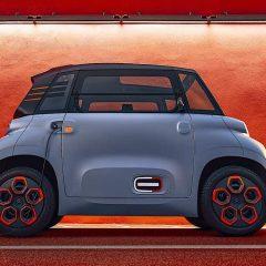 El Citroën AMI gana el Premio disruptivo 2020 entregado por Top Gear