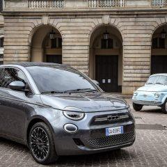 FCA pone en marcha la factoría de Mirafiori: inicia la producción del Fiat 500 eléctrico