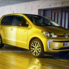 El Volkswagen e-Up! se pone al día