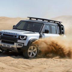 El Land Rover Defender 2020 ya tiene precios en España
