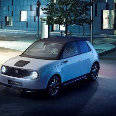 La firma nipona ya le ha puesto precios al Honda e eléctrico que llegará a España en 2020