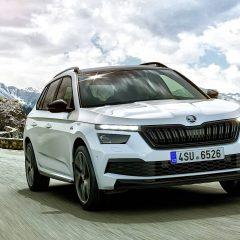 Así es el nuevo Škoda KamiqMonte Carlo