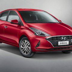 Hyundai HB20 2020: El superventas brasileño estrena generación