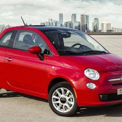 Cesa la producción del Fiat 500 en México