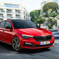 El nuevo Škoda Scala estrena acabado Monte Carlo