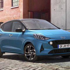 Así es el nuevo Hyundai i10 2020